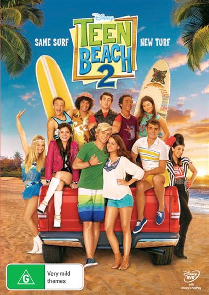 Teen Beach Movie 2 | DVD