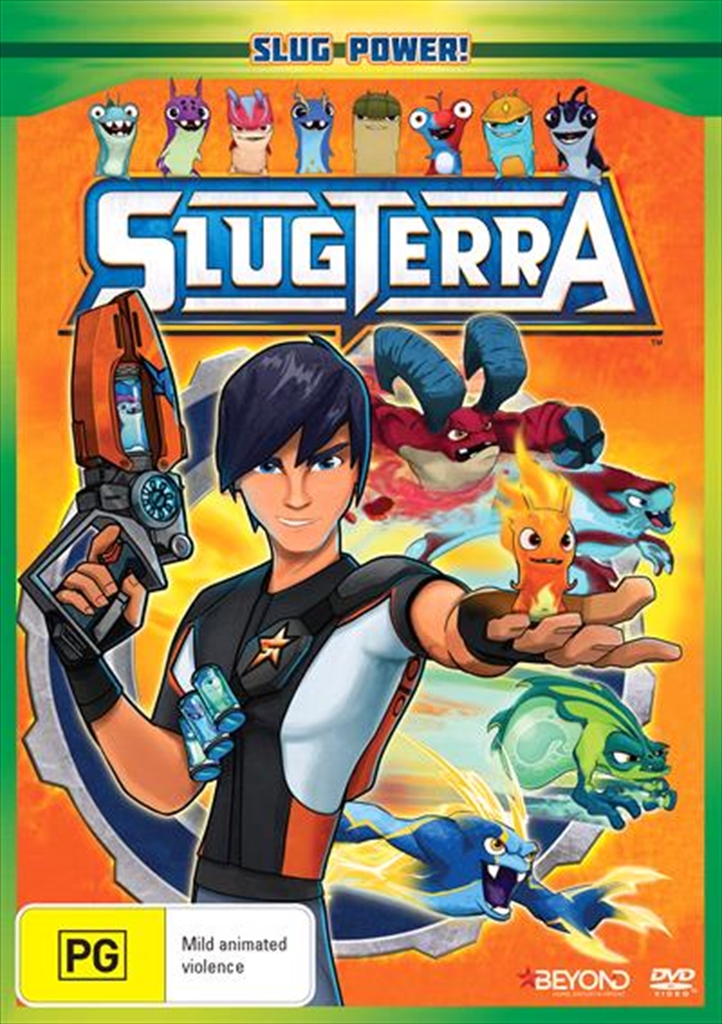 Slugterra - Slug Power! | DVD