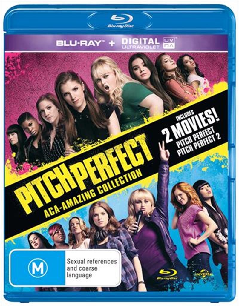 Pitch Perfect / Pitch Perfect 2 | Blu-ray
