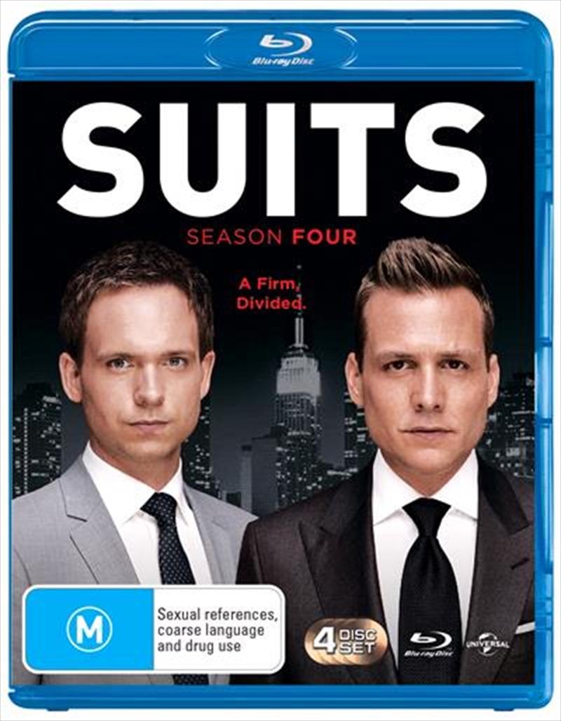 Suits - Season 4 | Blu-ray