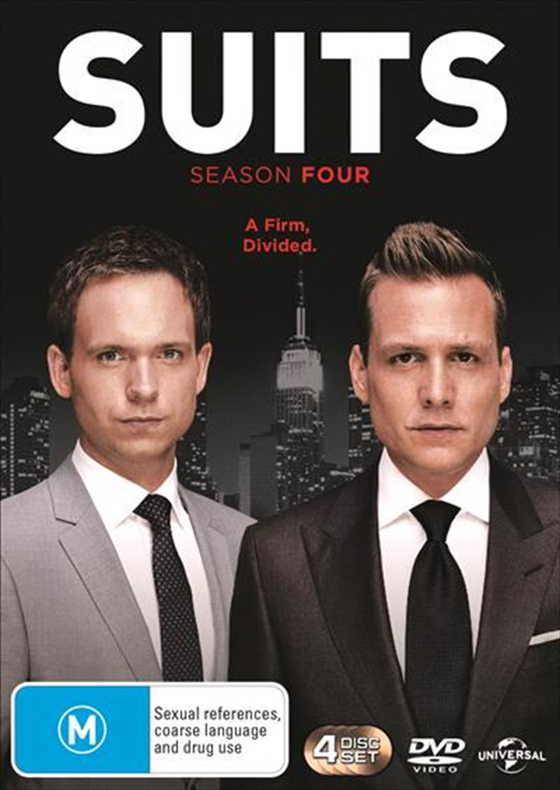 Suits - Season 4 | DVD