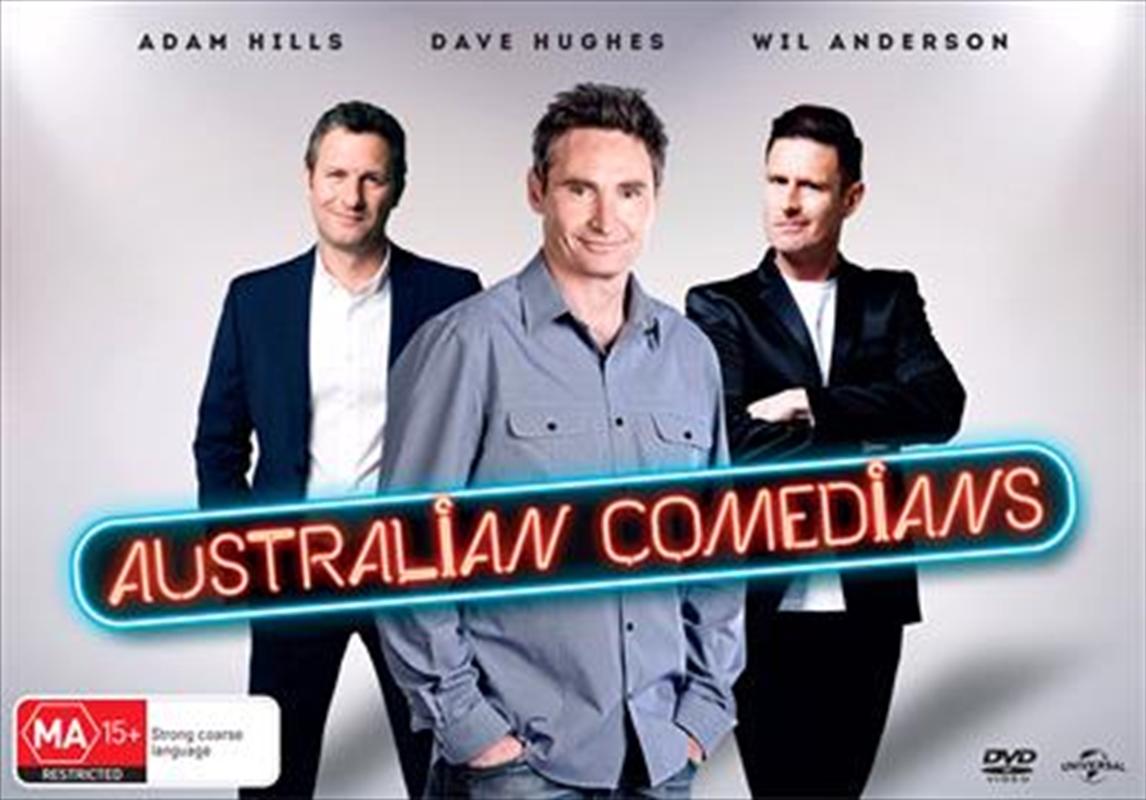 Australian Comedians Boxset | DVD