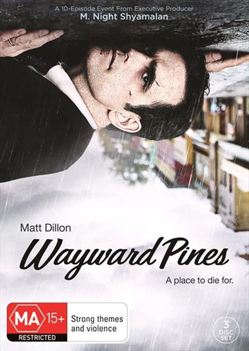 Wayward Pines - Season 1 | DVD