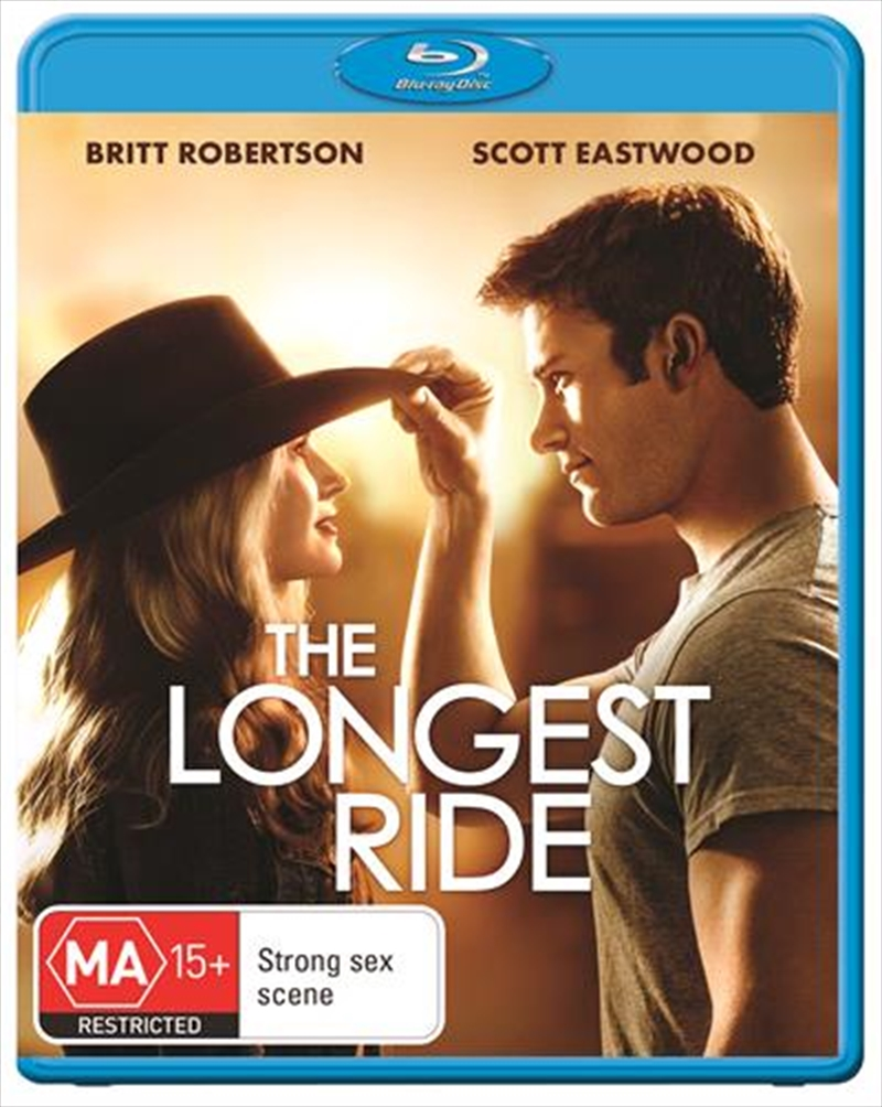 Longest Ride, The | Blu-ray