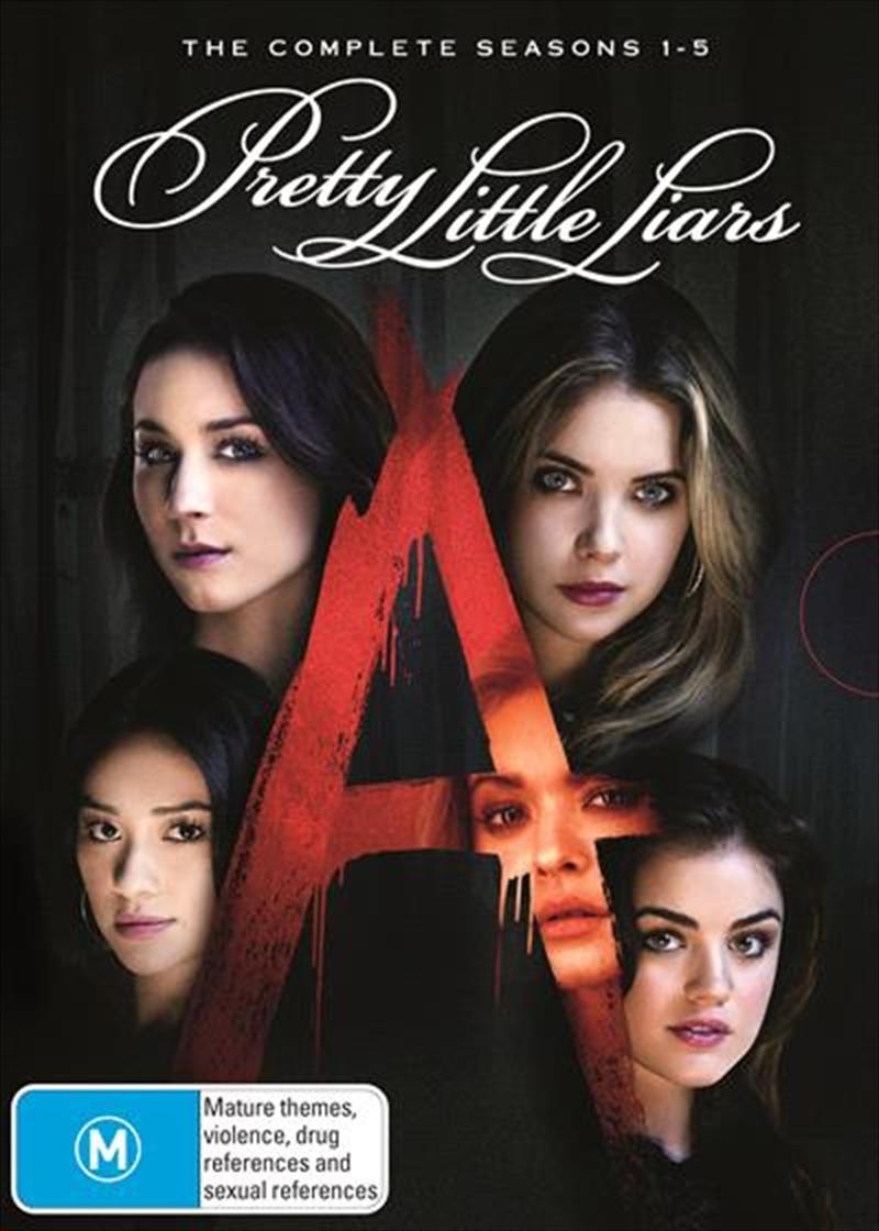 Pretty little liars season 5 dvd release date
