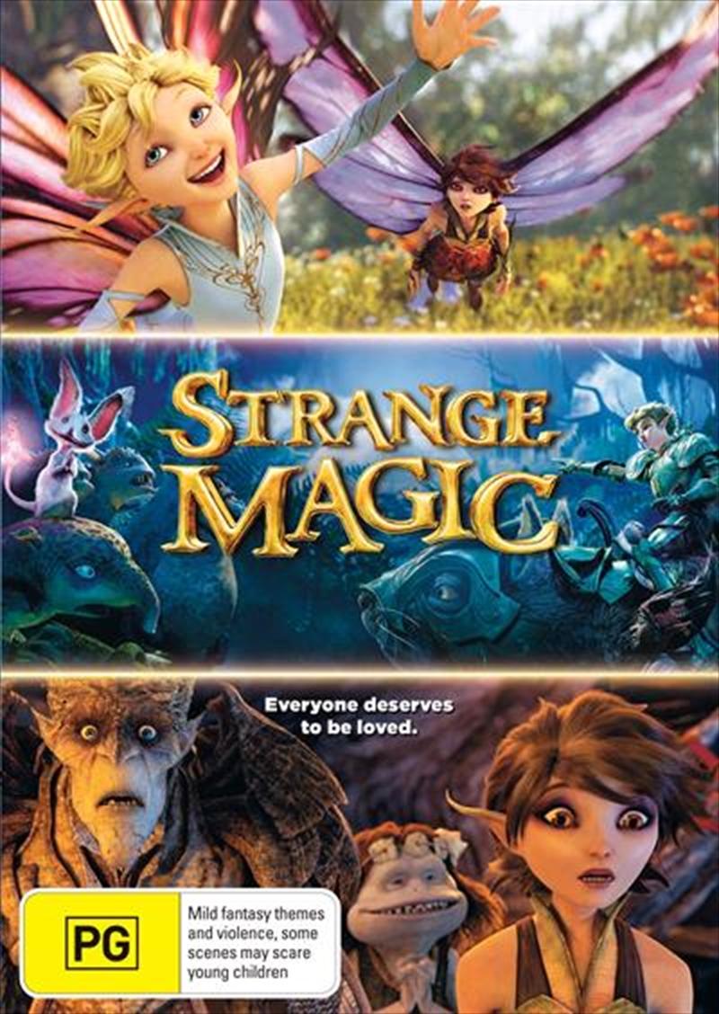 Strange Magic | DVD
