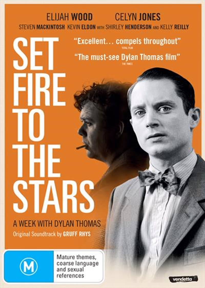 Set Fire To The Stars | DVD