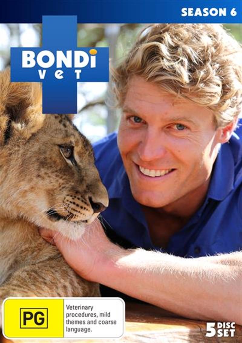Bondi Vet - Series 6 | DVD