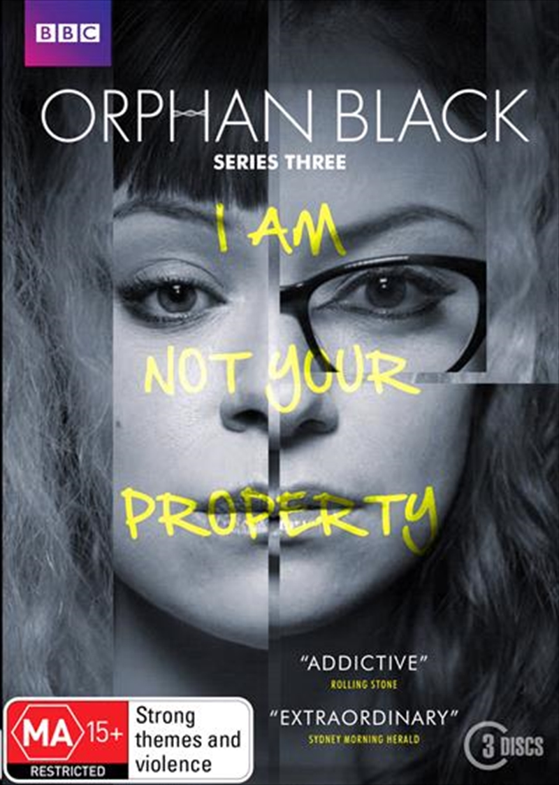 Orphan Black - Series 3 | DVD