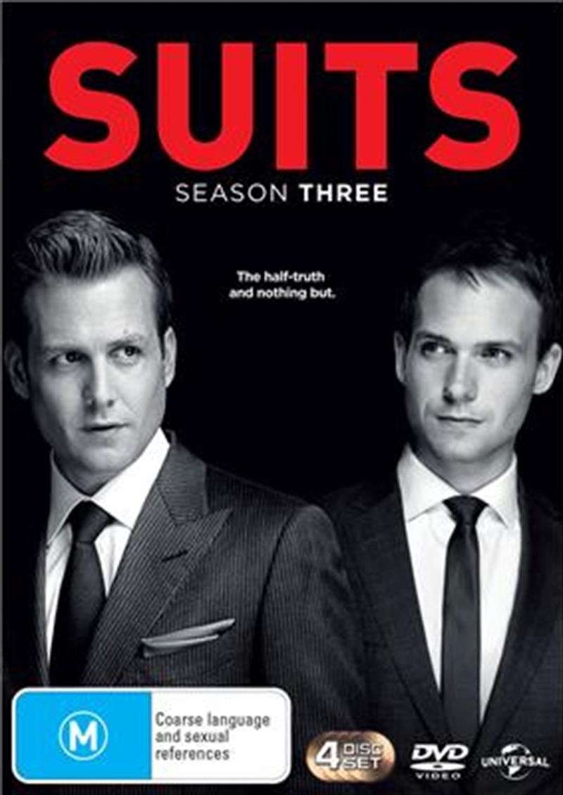 Suits - Season 3 | DVD