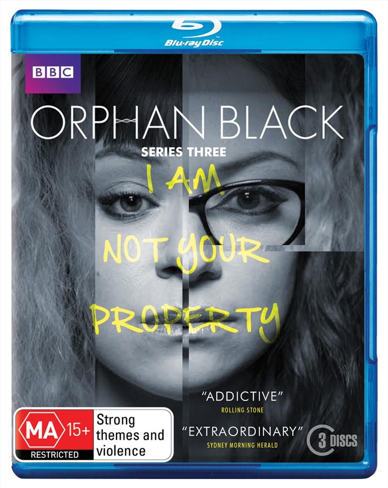 Orphan Black - Series 3 | Blu-ray