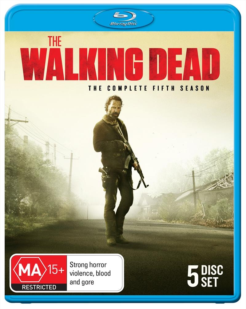Walking dead season 5 release date