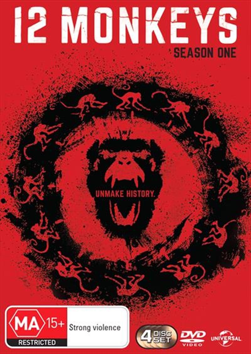 12 Monkeys - Season 1 | DVD