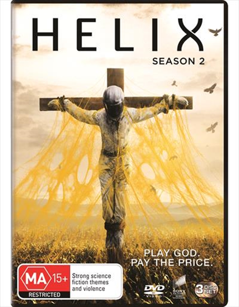 Helix - Season 2 | DVD