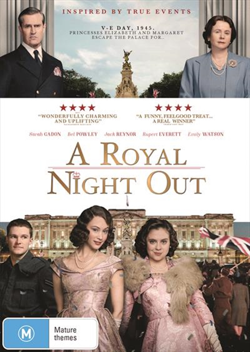 A Royal Night Out | DVD