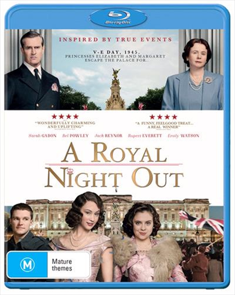 A Royal Night Out | Blu-ray