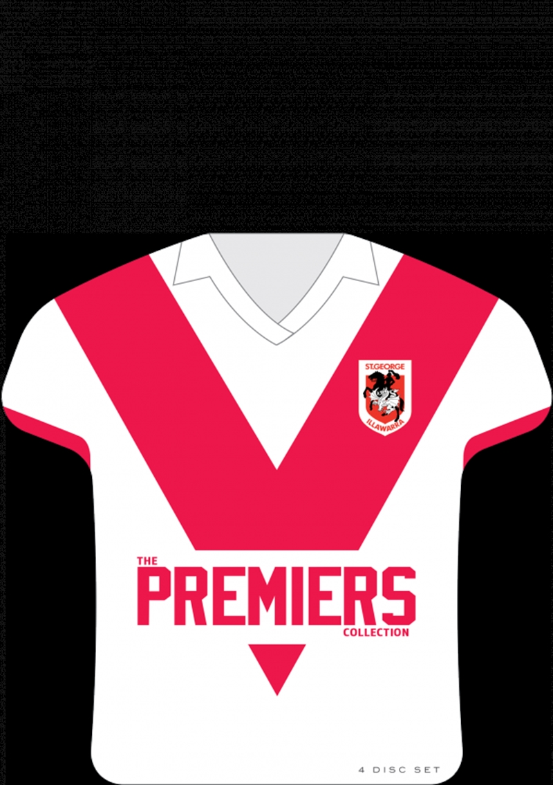 NRL Premiers Collection: St George Illawarra Dragons | DVD