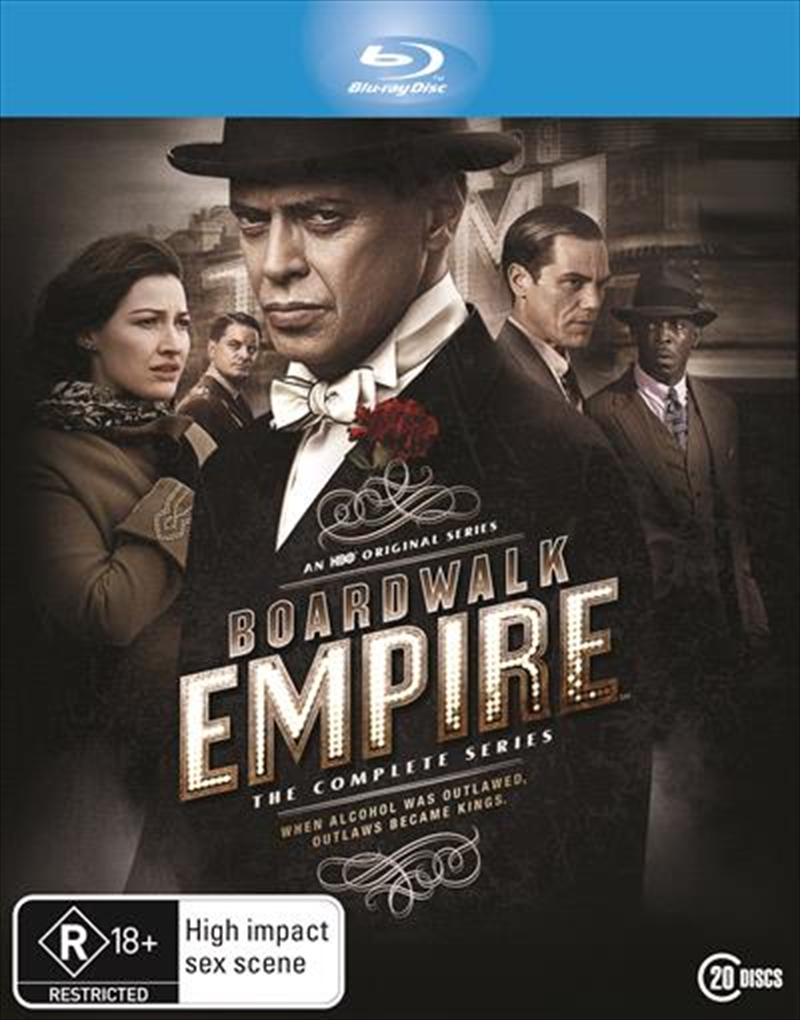 Boardwalk Empire | Series Collection | Blu-ray