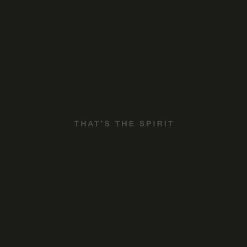 That's The Spirit | CD