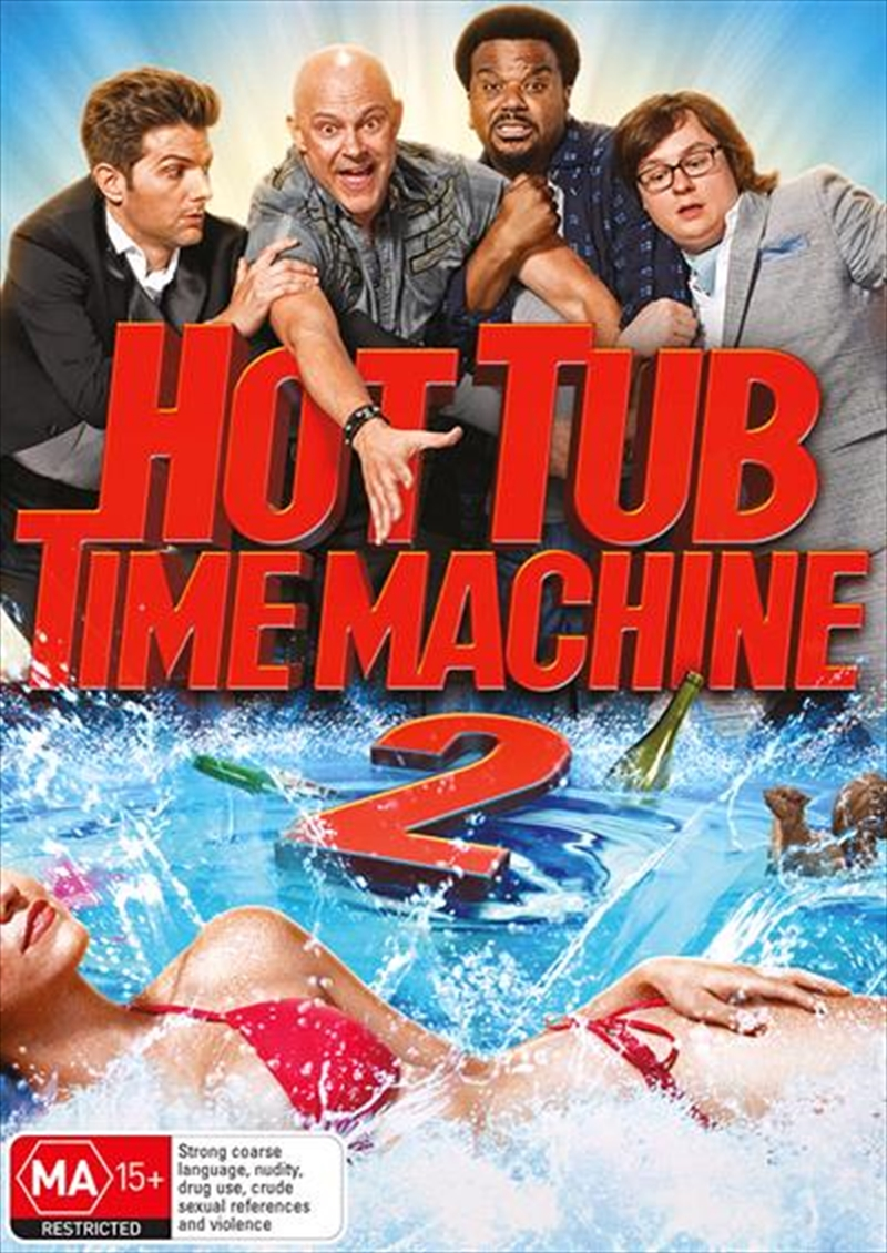Hot Tub Time Machine 2 | DVD