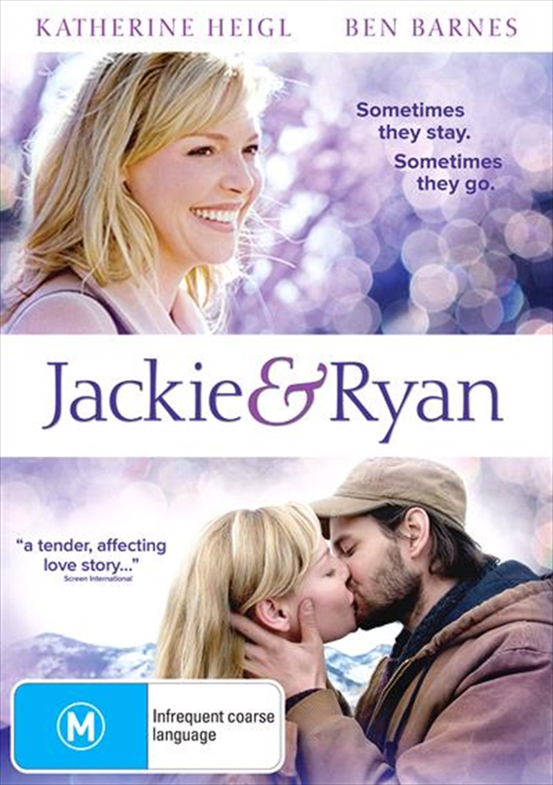 Jackie and Ryan | DVD