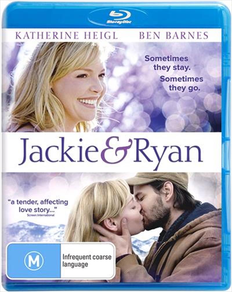 Jackie and Ryan   Blu-ray