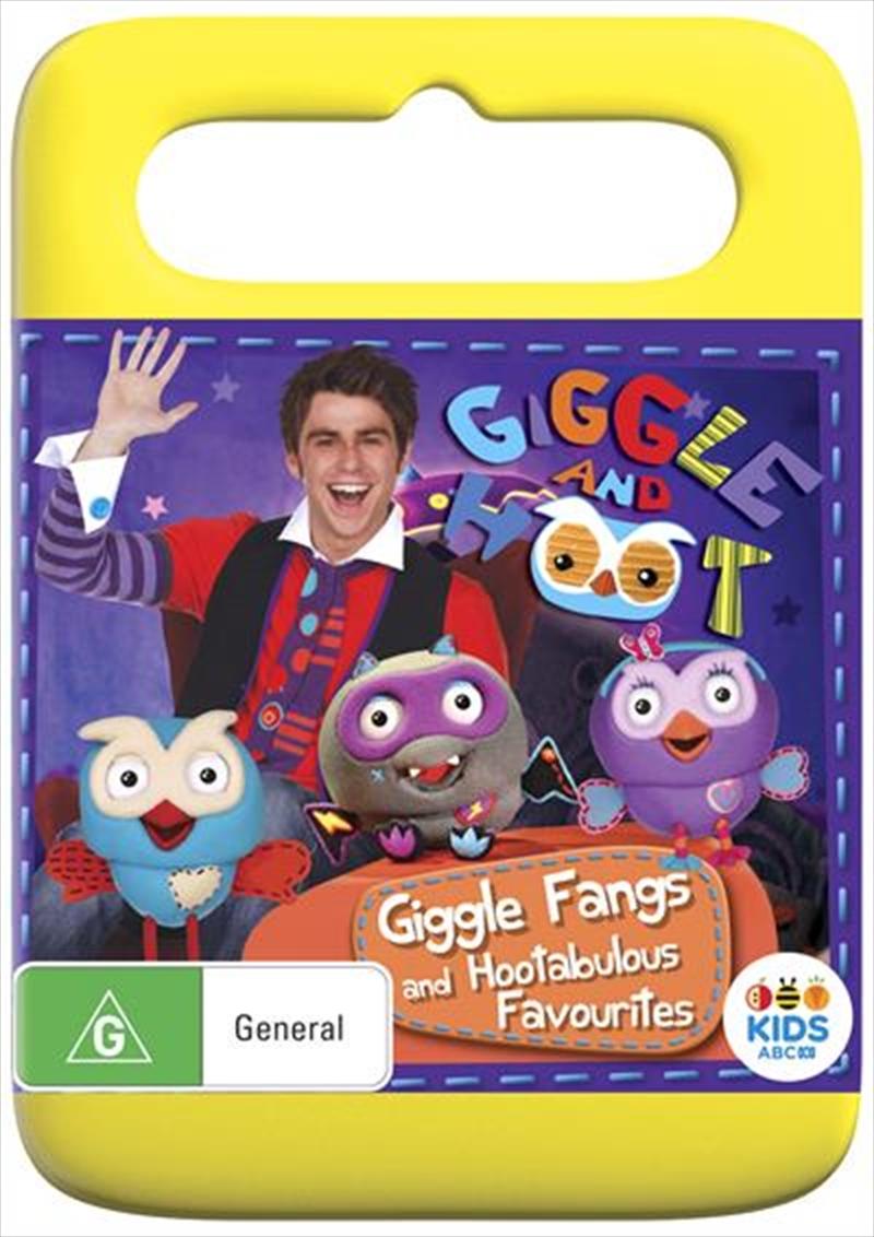 Giggle and Hoot Present - Gigglefangs and Hootabulou | DVD