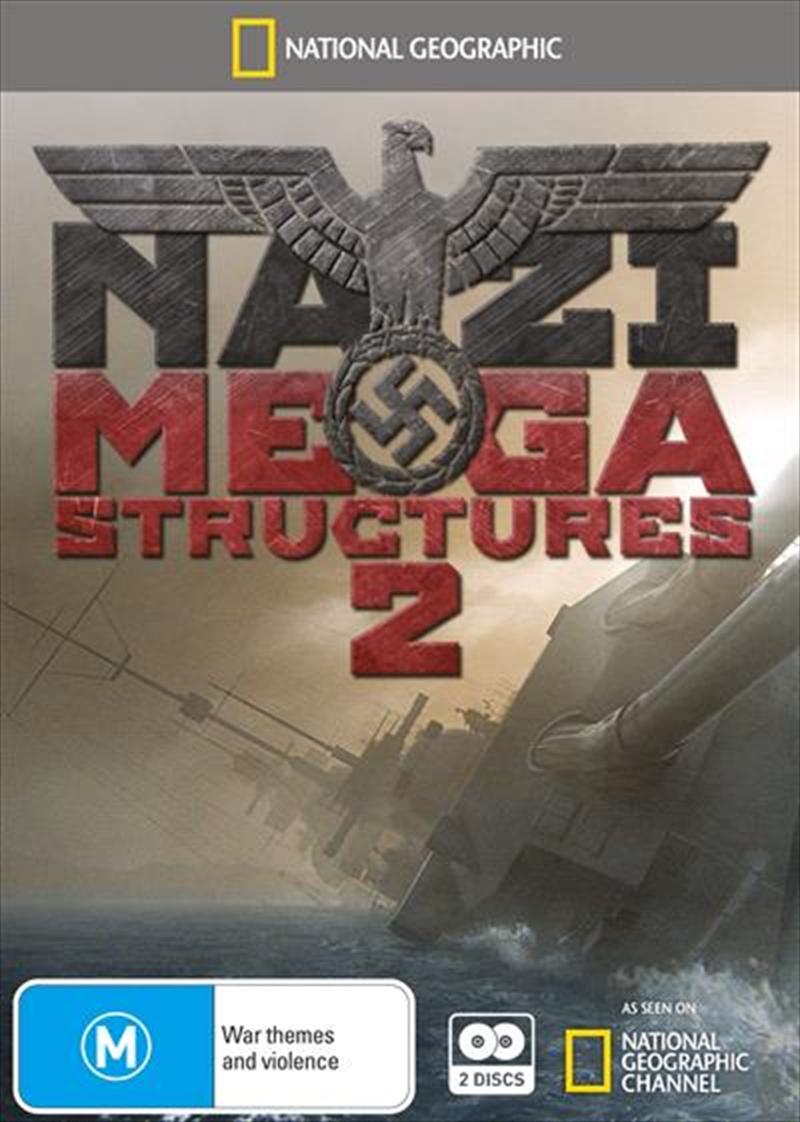 Buy National Geographic Nazi Megastructures 2 Sanity