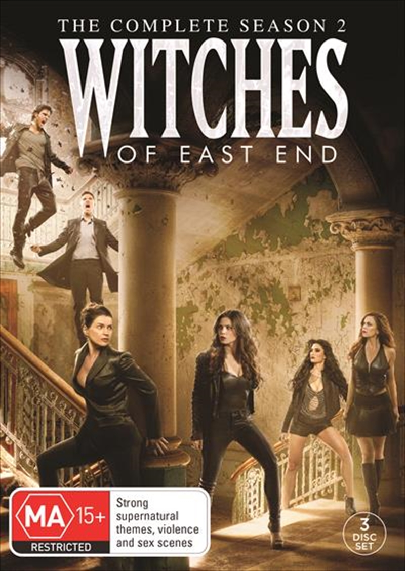 Witches Of East End - Season 2 | DVD