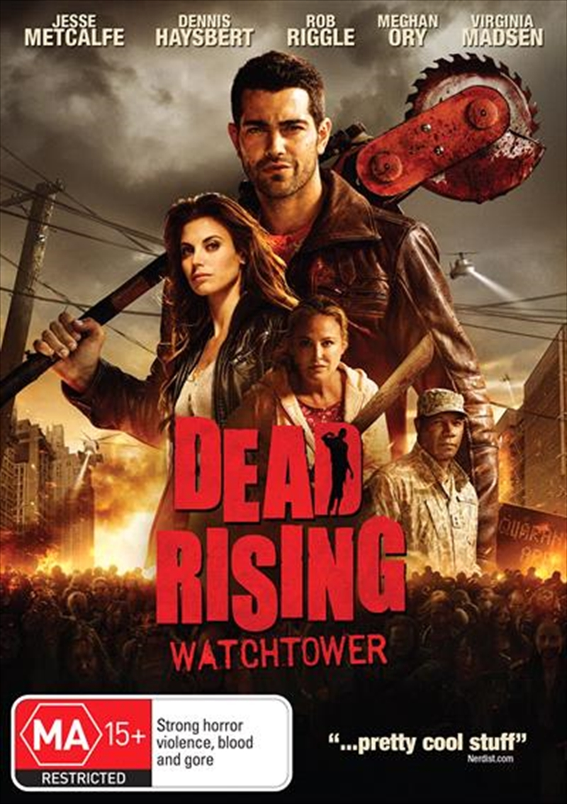 Dead Rising - Watchtower | DVD