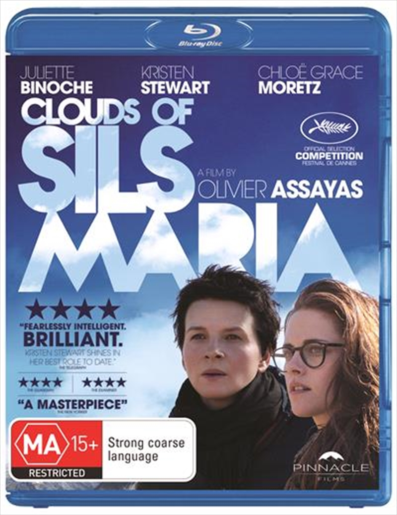 Clouds Of Sils Maria | Blu-ray