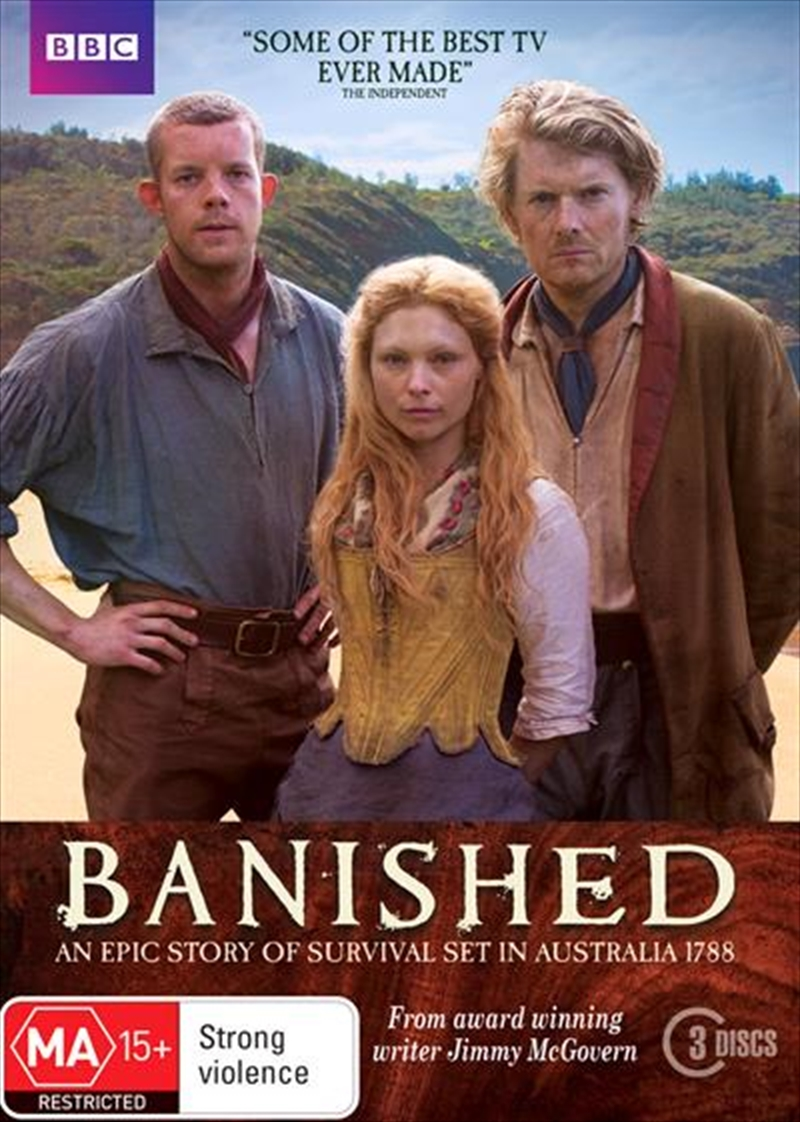 Banished | DVD