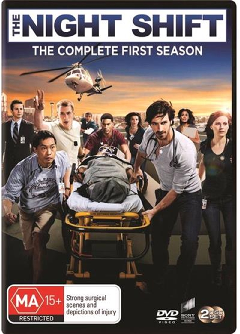 Night Shift - Season 1, The | DVD