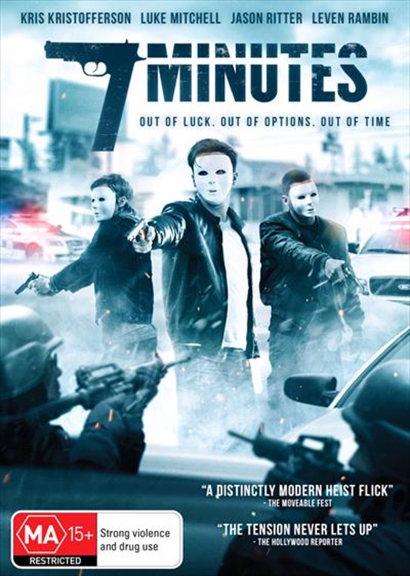 Buy 7 Minutes On DVD