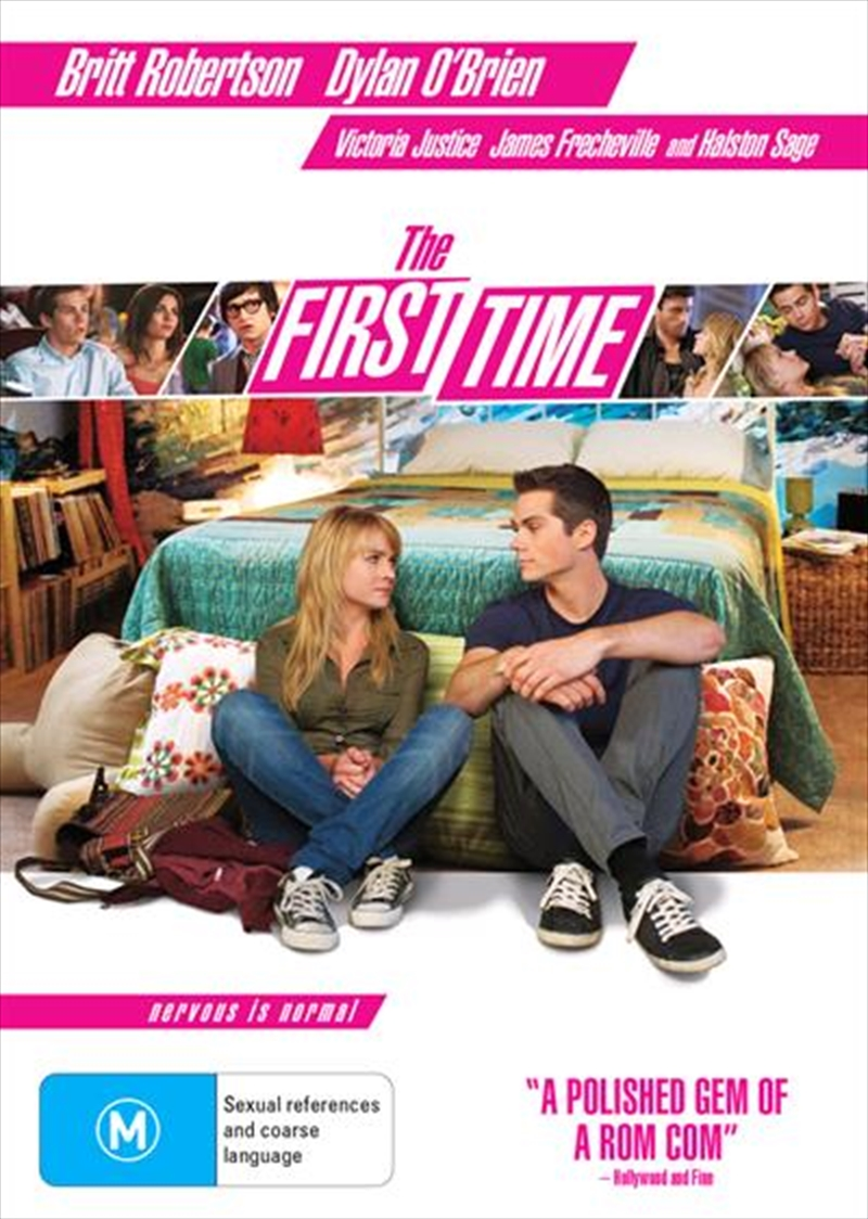 First Time, The | DVD