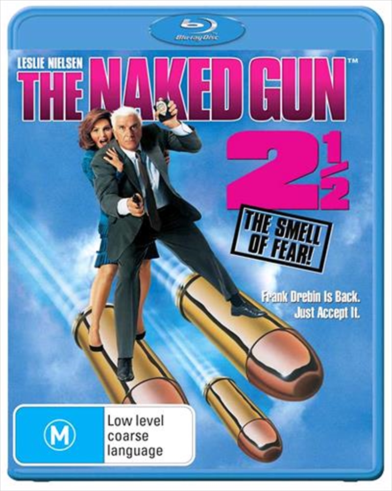 Naked Gun 2 1/2, The - The Smell Of Fear | Blu-ray