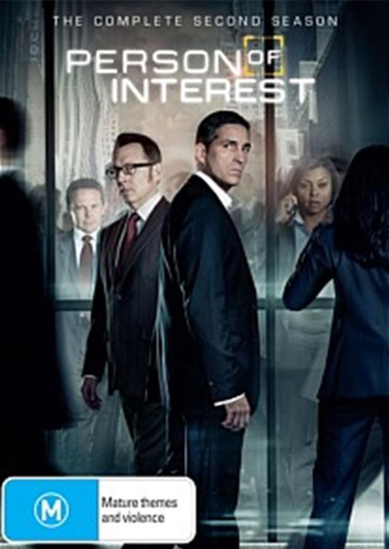 Person Of Interest - Season 2 | DVD