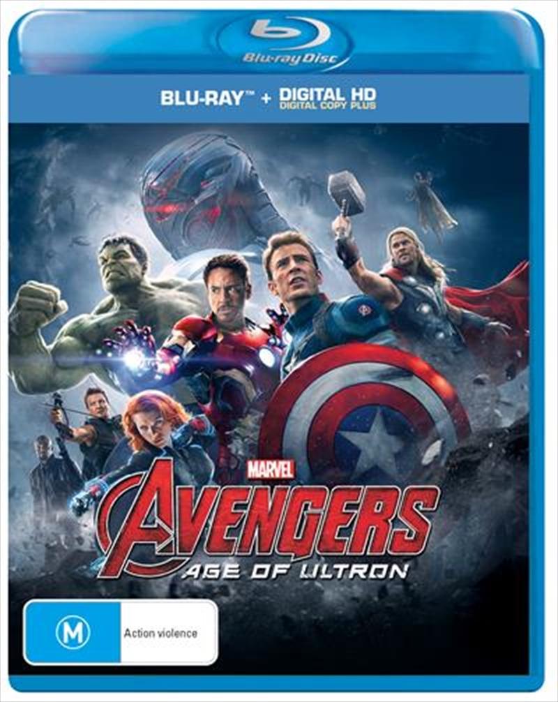 Avengers - Age Of Ultron | Blu-ray