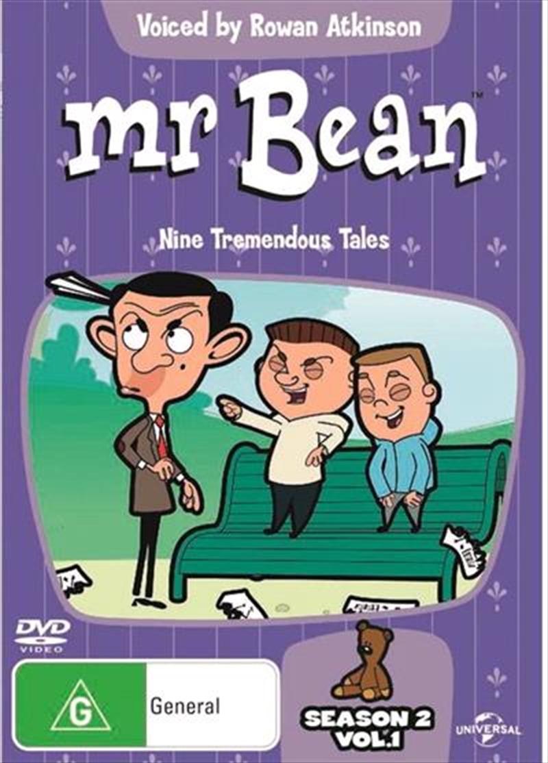 buy mr  bean - the animated series - season 2