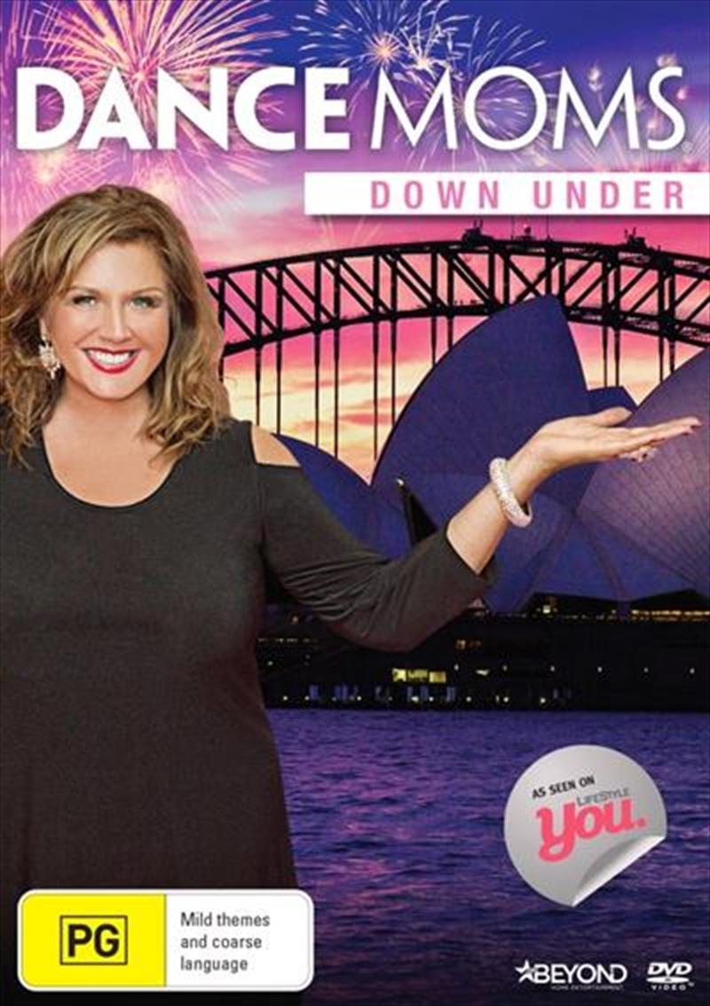 Dance Moms - Down Under | DVD