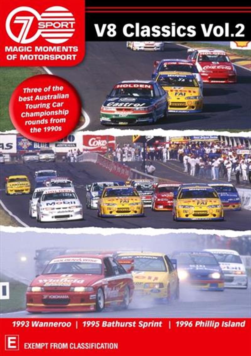 Magic Moments Of Motorsport - V8 Classics II | DVD