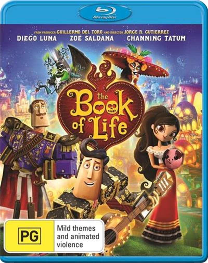 Book Of Life, The | Blu-ray