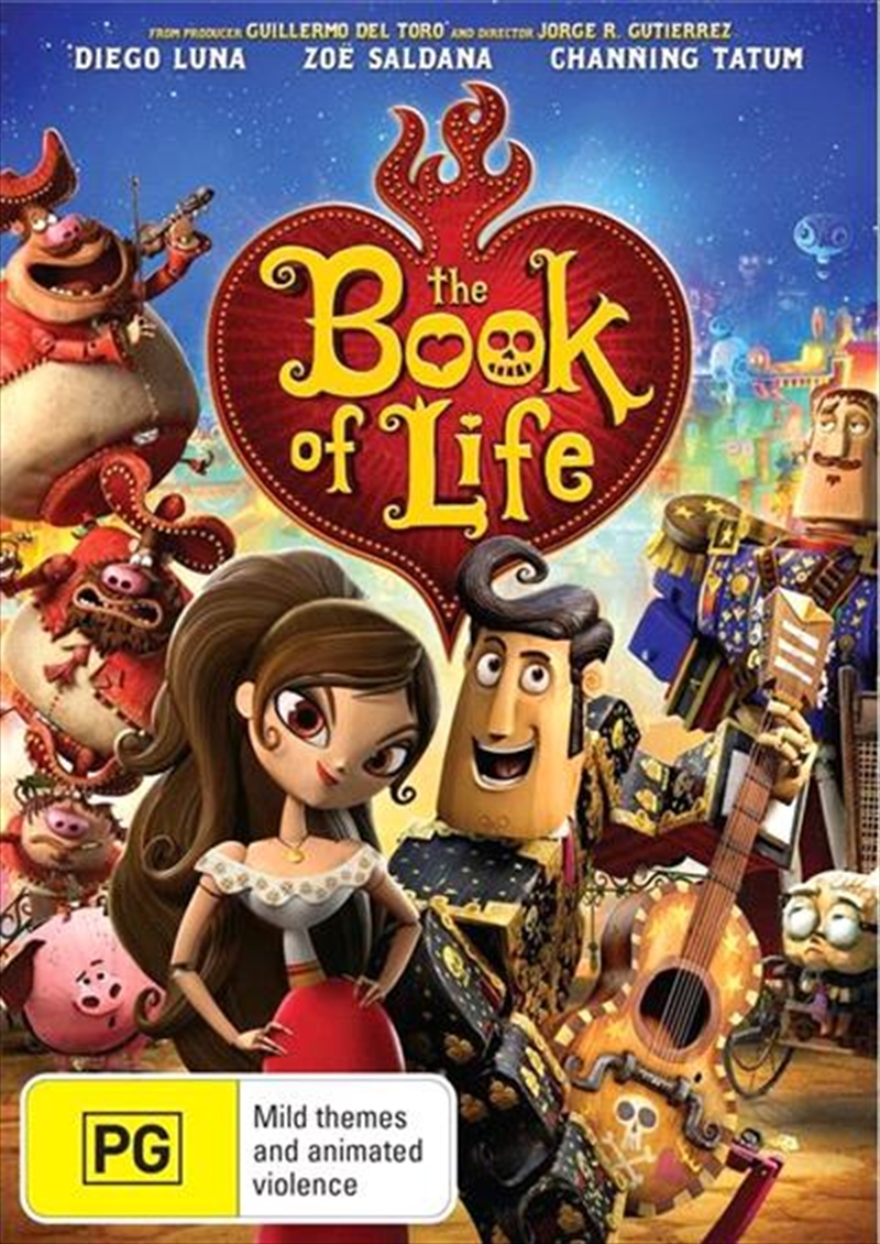 Book Of Life, The | DVD