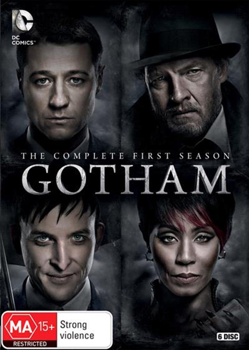 Gotham - Season 1 | DVD
