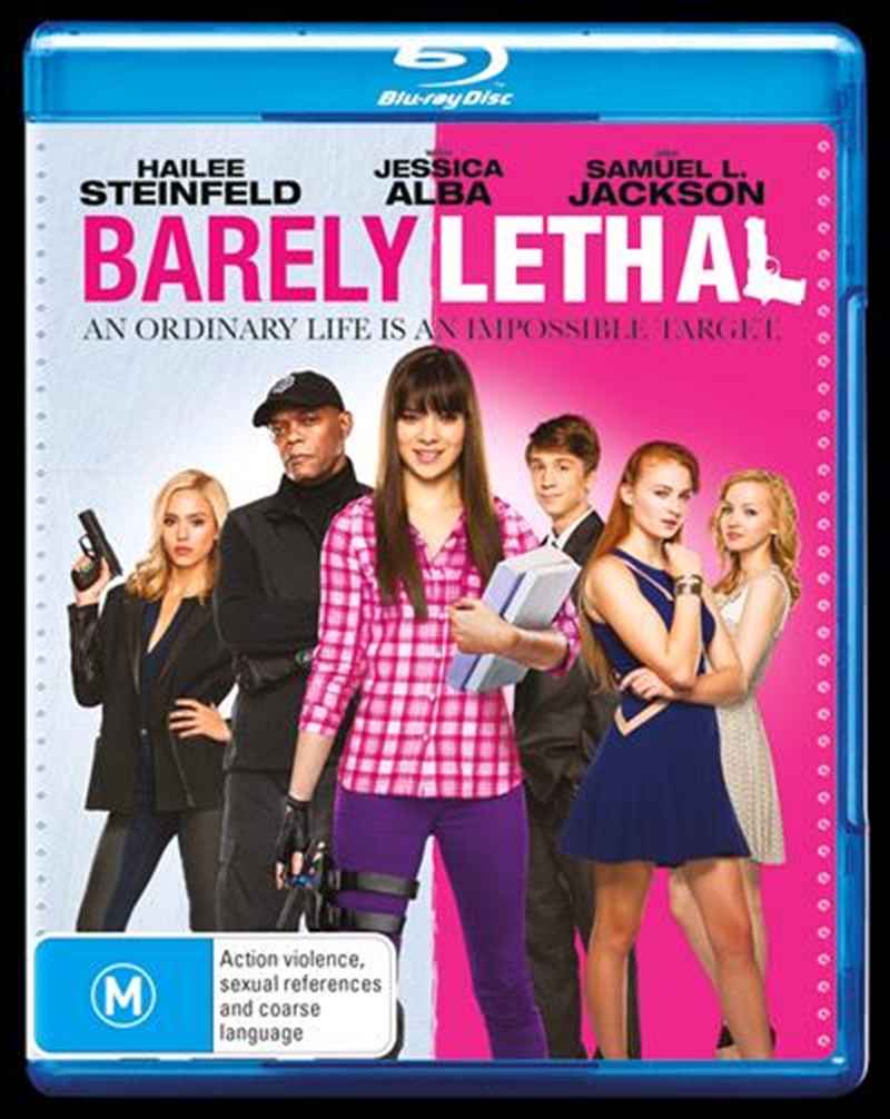 Barely Lethal | Blu-ray