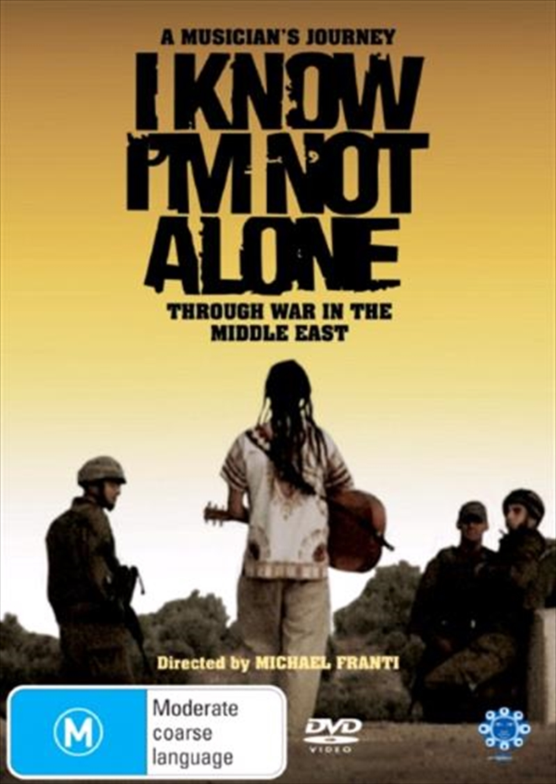 I Know I'm Not Alone | DVD