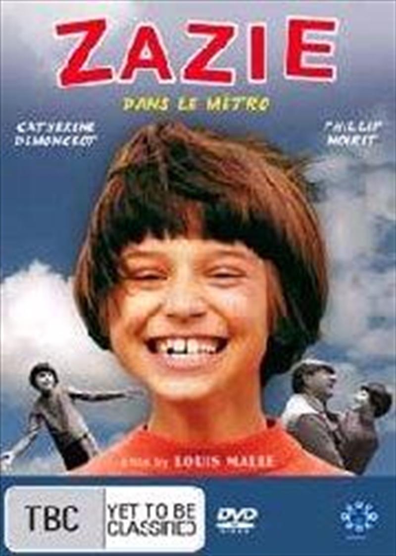 Zazie Dans Le Metro | DVD
