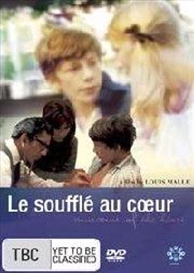 Le Souffle Au Coeur | DVD