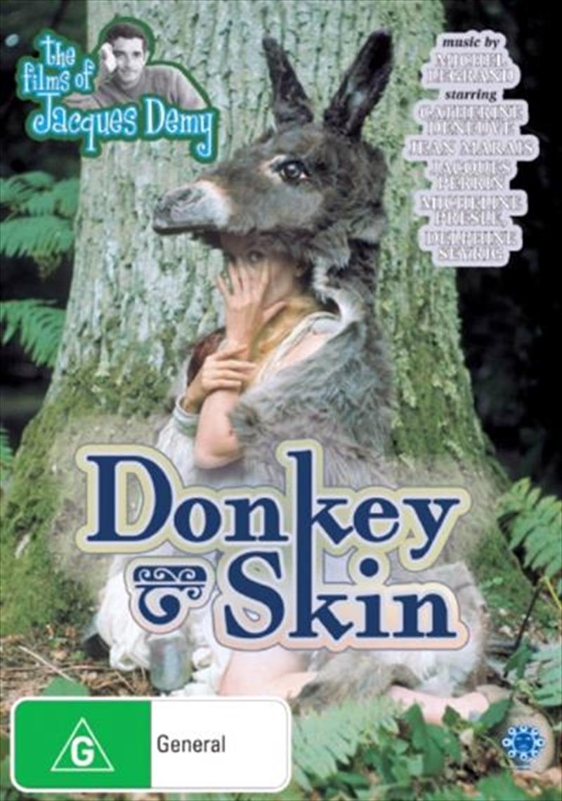 Donkey Skin | DVD