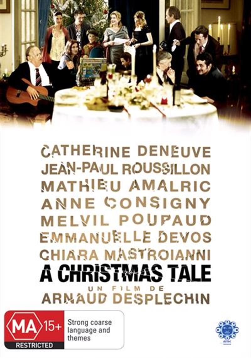 A Christmas Tale | DVD
